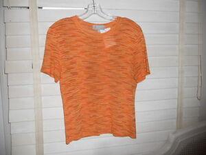 M Missoni Orange at Dye Sweater Us6 Kunst ~ Space bære Ss 4ZaZdx