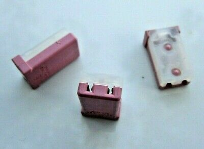 Dodge Ram Chevy 30A AMP J CASE STANDARD FUSE CARTRIDGE Unslotted 3