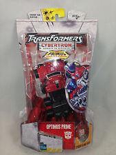 Transformers Cybertron Primus Unleashed Optimus Prime NEW MIB
