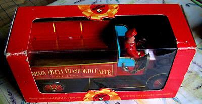 cafe 34x17x13 Cm Strukturelle Behinderungen Aus Blech Modell Lkw-fiat Nachbau China Im Originalkarton