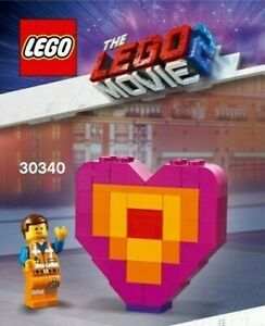 NEW SEALED Lego Movie 2 30340 Emmet/'s /'Piece/' Offering Polybag *IN HAND*