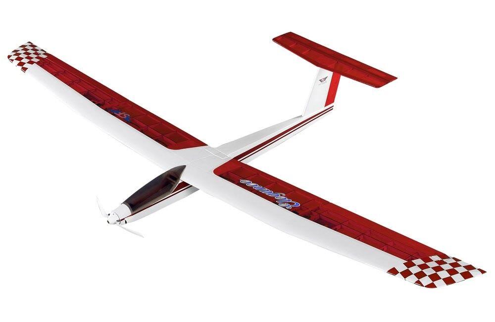 Super Flying Modèle Modèle Modèle Hawk T-queue EP planeur ARTF A-sfmep 30 T c57e66