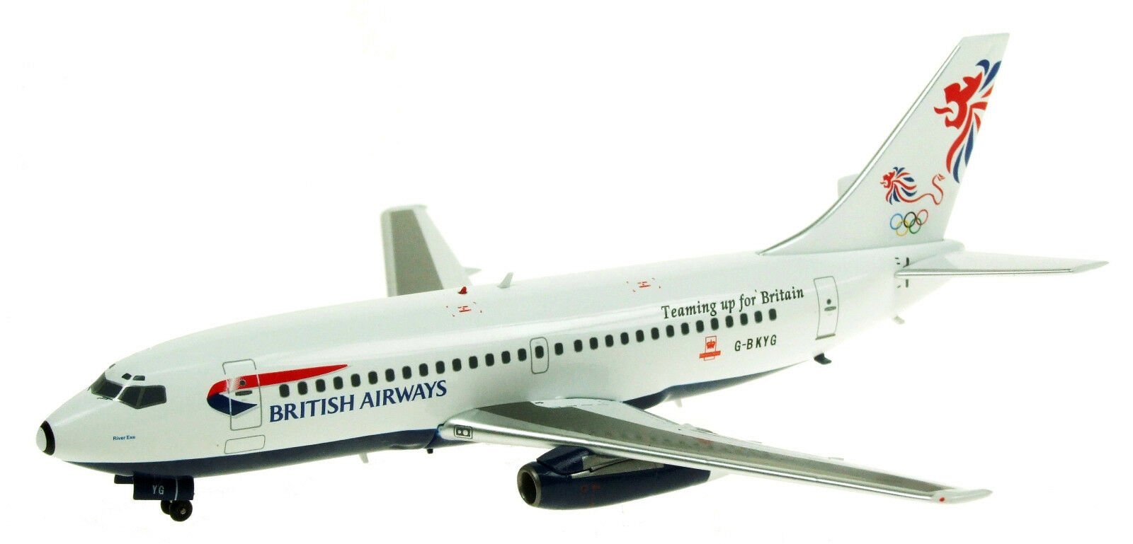 muy popular Inflight 200 IF7320212A 1 200 200 200 British Airways Teaming Up For Bretaña G-Bkyg  Descuento del 70% barato