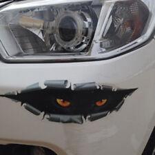 1pc 3D Monster Funny Peeking Eyes Sticker Auto Car Bumper Window Vinyl Decal