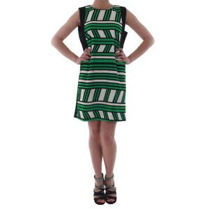 Cuello redondo 6512 Caricamento in Verde corso Vestido Rinascimento sin Mujer dell'immagine vz6qv8