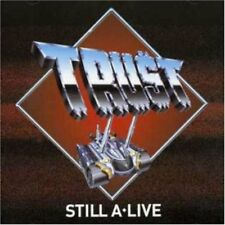 Trust - Still a Live 2CD NEU