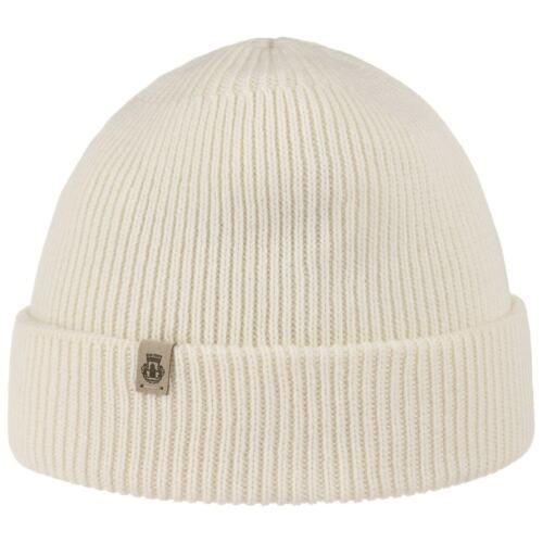 ROECKL Umschlagmütze mit Kaschmir Beanie Strickmütze Mütze Wollmütze Wintermütze
