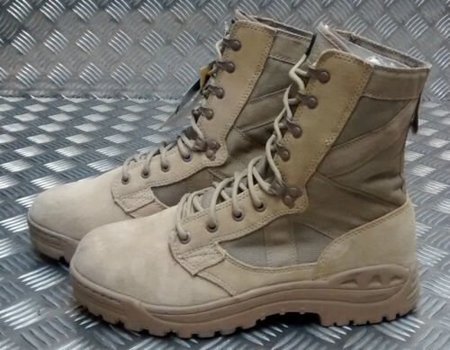 Boots Scorpion Desert British Combat Issue Patrol Genuine Assault New Magnum vPOw8