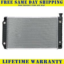622 NEW RADIATOR WITH CAP FITS C1500 C2500 K1500 K2500 TAHOE FOR CHEVY GMC
