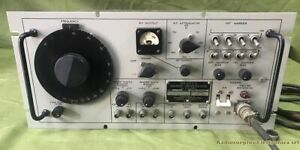 SG-677/U Sweep Generator U.S. NAVY