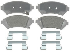 ACDelco 14D818MH Front Semi Metallic Brake Pads
