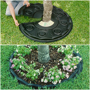 2 Henta 38 Quot Scalloped Tree Landscape Mat Ring Weed Barrier