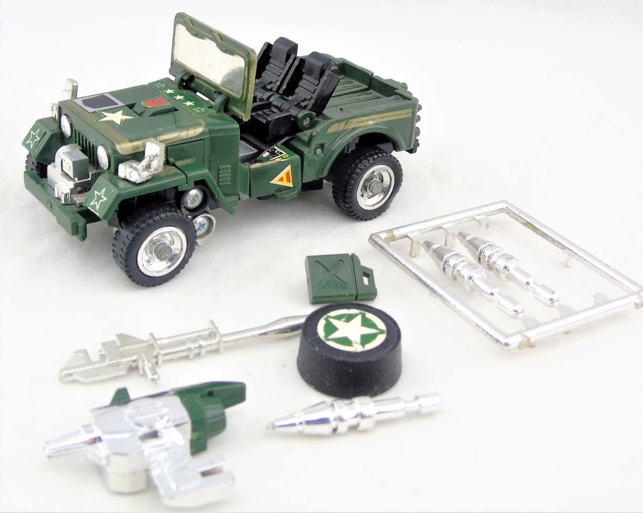 Transformers Original G1 1984 Autobot Car Hound Complete