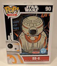 Star Wars BB-8 Funko Pop Tee TShirt NIB Size XL Target Exclusive Global Ship