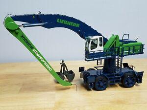 Rare-NZG-1-50-Liebherr-A954C-Hi-Rise-Material-Handler-Excavator-MIB