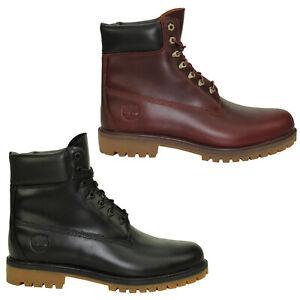 Timberland-Heritage-6-Inch-Premium-Boots-Waterproof-Stiefel-Herren-Schnuerstiefel