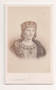 Vintage-CDV-King-Louis-XII-of-France-E-Desmaisons-Photo