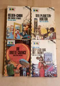 31 x Terra Nova Sammlung Science Fiction Moewig Verlag R13