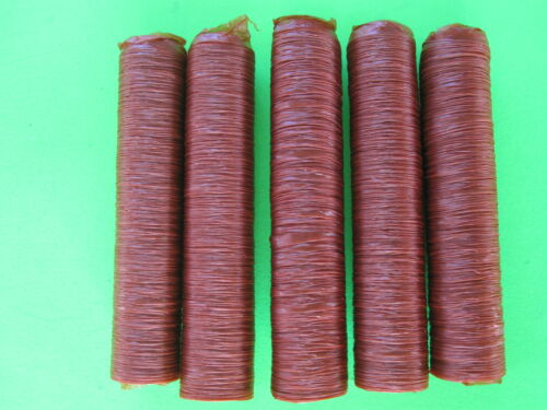 Slim 21 mm Sausage Snack Stick Pepperoni and Slim Jim Casings for 25 lbs