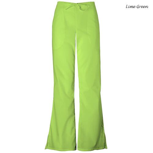 Cherokee Scrubs ORIGINAL Women/'s Natural Rise Flare Leg Pant/_4101/_Tall