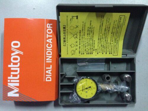 1PC New Genuine Mitutoyo Dial Indicator 513-471-10E 513-471E 0-0.14mm 0.001mm