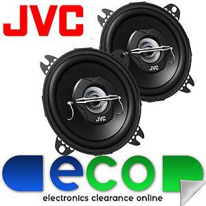 volkswagen transporter t4 dash speaker upgrade 1990 2003 jvc 4 10cm 300 watts ebay. Black Bedroom Furniture Sets. Home Design Ideas