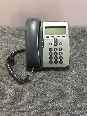 SCCP Cisco CP-7911G UNIFIED IP PHONE 7911 VoIP PHONE