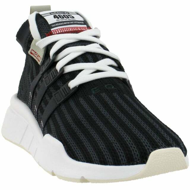 adidas EQT Support Mid ADV PK SNEAKERS Casual SNEAKERS Black Mens - Size 9 D