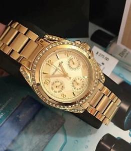 Michael-Kors-Mini-Blair-Chronograph-Gold-tone-Watch-MK5639