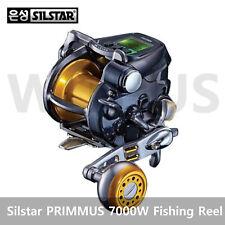 environ 64.86 kg Drag SILSTAR primmus électrique 7000 W Reel Saltwater Fishing Reels Big Game 143 LB