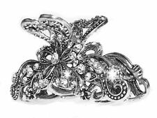 Floral Filigree Claw Clamp Clip Hair Accessories UK