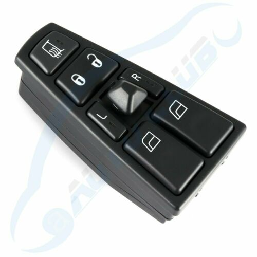 Window Switch Front Left Driver Side fits 2004 2005 2006-2012 Volvo VNM VNL