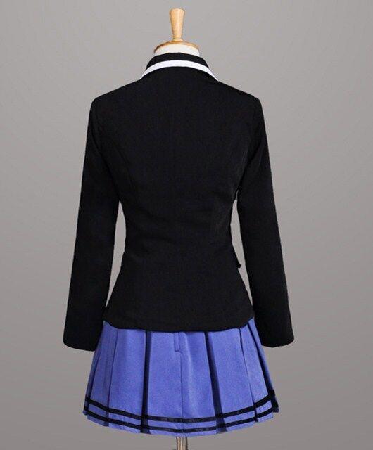 DATE DATE DATE A LIVE Tokisaki Kurumi Cosplay Kostüm Kleid uniform lolita 5585ab