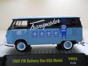 88261bd304 M2 MACHINES - AUTO-THENTICS - VW SERVICE - 1960 VW DELIVERY VAN USA ...