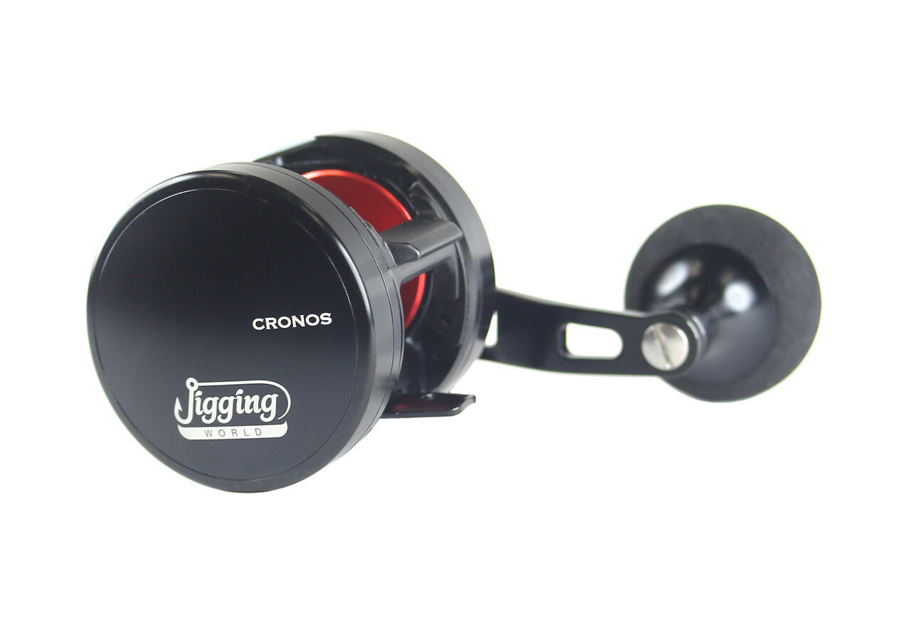 Jigging World Cronos Star Drag Reel  JW-CRO-KR - FREE SHIPPING -  designer online
