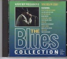 (CA218) Sonny Boy Williamson II - 1993 The Blues Collection CD No 010