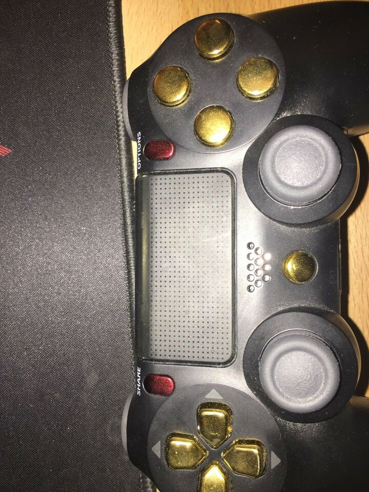 Controller, Playstation 4, Custom Bench Made Controller