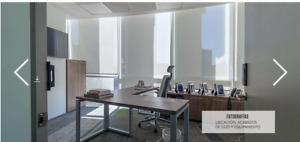 Oficina En Renta Amueblada En Naucalpan - Centro De Negocios (m2o1208)