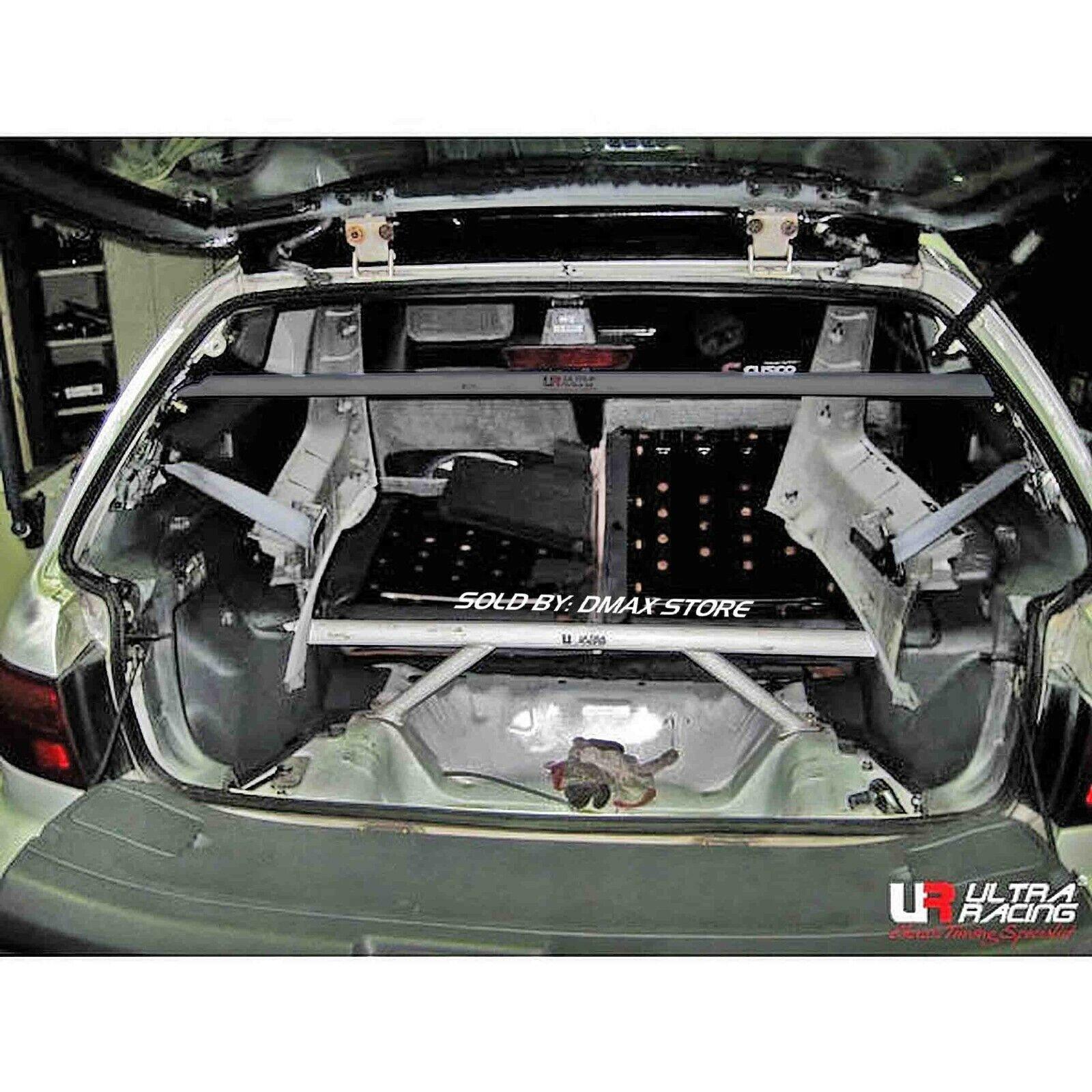UR-RE4-021 HONDA CIVIC EG EK INTEGRA DC2 ULTRA RACING 4 POINTS REAR STRUT BAR