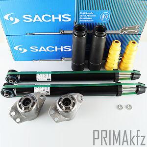 2-Sachs-556-273-Ammortizzatore-KIT-PARAPOLVERE-Supporto-ammortizzatore