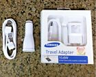 New Genuine OEM Retail Box Samsung Home & Fast Car Charger Lot Galaxy S5 Note 3