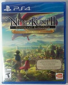 Ni-No-Kuni-2-Revenant-Kingdom-PS4-2018-New-Sealed-Free-Shipping