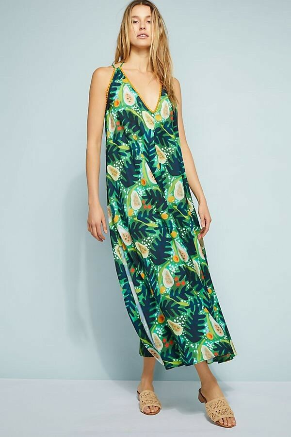 Citrus Grove Cover Up By Dorthey Shain Size  S