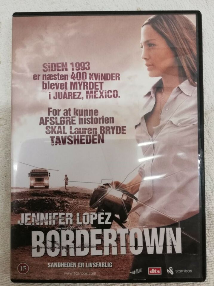 Bordertown , DVD, action