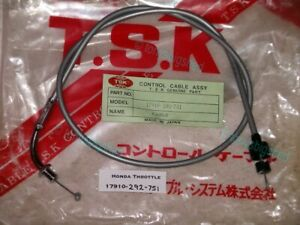 Honda-CB450-CL450-17910-292-751-High-Bars-Throttle-Cable