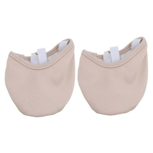 Dance Foot Thongs Ballet Toe Shoes Belly Undies Half Paws Cover Forefoot LE