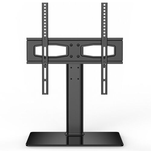 """FITUEYES Universal TV Stand//Base with tabletop Mount  for 27/"""" 50/"""""""