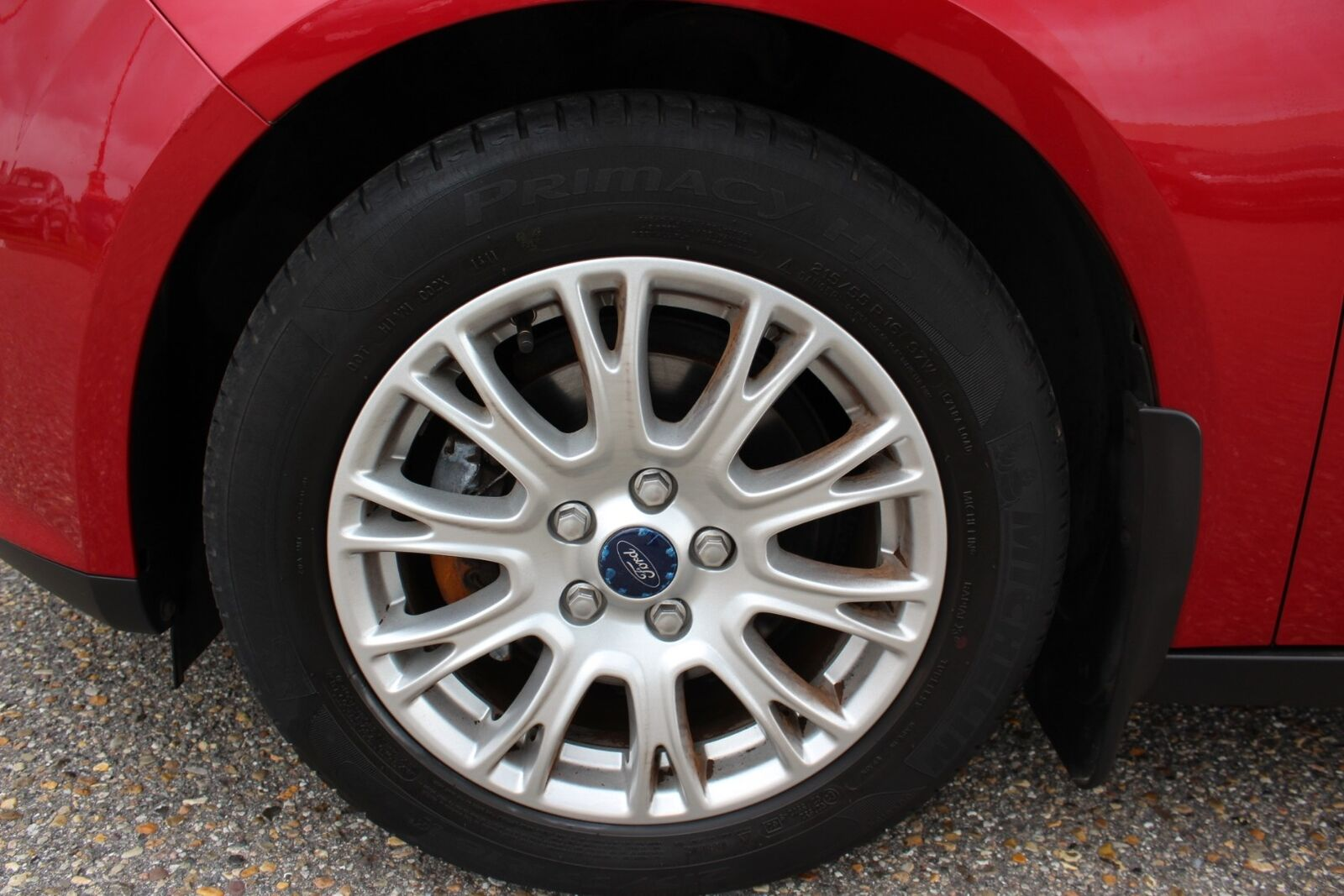 Ford Focus 1,6 Ti-VCT 105 Trend - billede 4