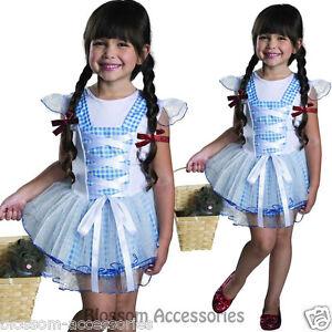 471745528113 CK421 Dorothy Tutu Girls Wizard of Oz Toddler Book Week Fancy Dress ...