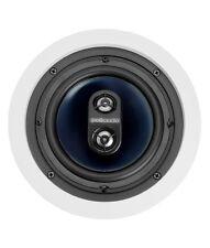 Polk RC6s Single Stereo In Ceiling 100W Speaker For Bathrooms Kitchens